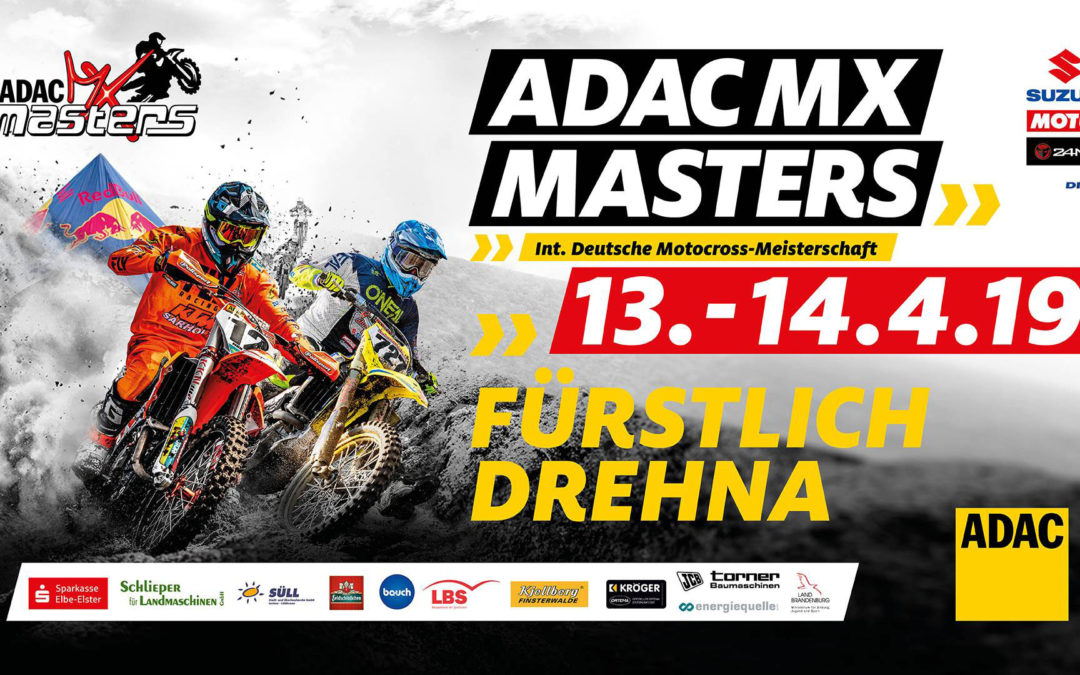 Motocross in Fürstlich Drehna