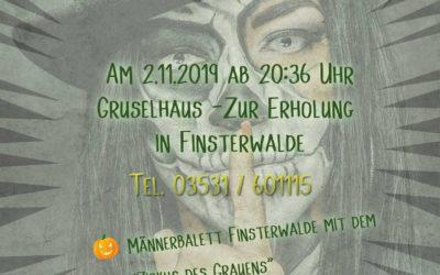 Halloweenparty für Erwachse in Finsterwalde