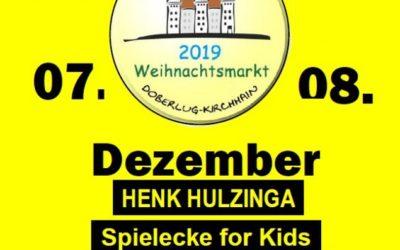Weihnachtsmarkt in Doberlug-Kirchhain